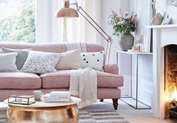 How To Choose Stylish Living Room Furniture - Image From House Beautiful - By Mark Scott