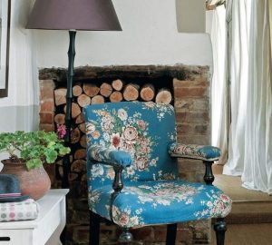 How To Redecorate Your Landing Area - Country Living - Image By Chris Drake
