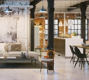 How To Create The Industrial Chic Look In Your Home - Image InteriorsOnline.com.au