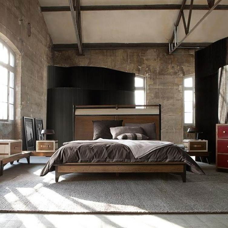 How To Create The Industrial Chic Look In Your Home Image -BossAndsons.com