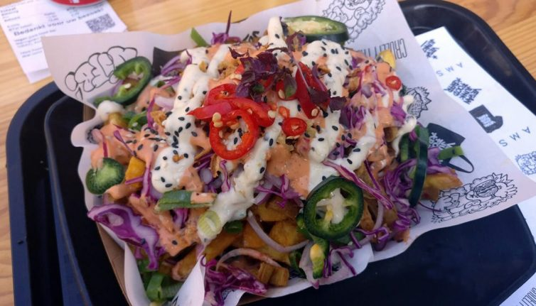 Overloaded Fries / Kapsalon