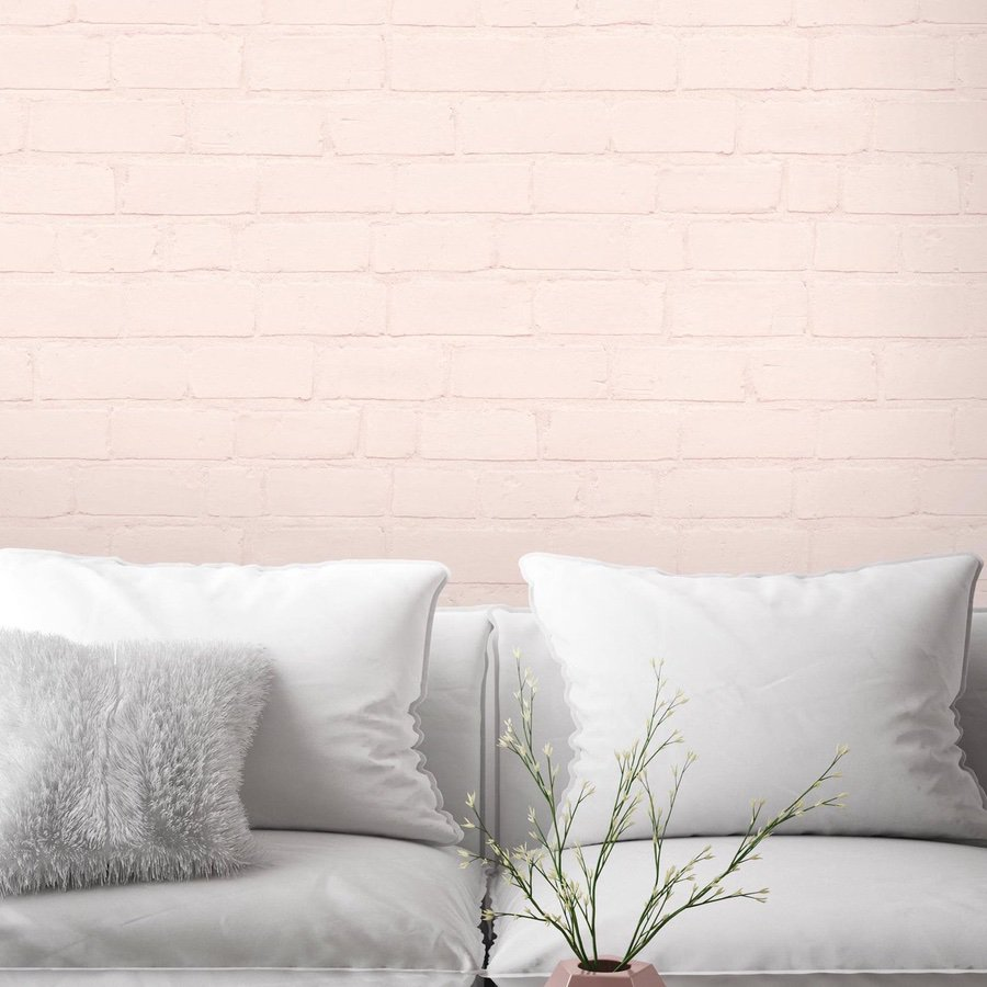 blush pink wallpaper