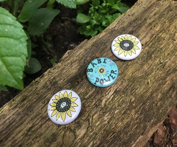 The Etsy Revolution - Badges From Etsy - Via JessicaJumpers