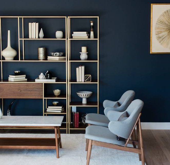 Key Interior Decor Trends For Winter 2018/2019 - Image Via Domino.com - By Jasmine Star
