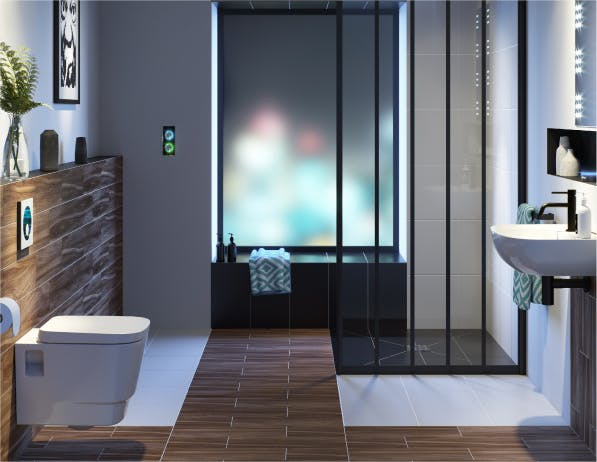 Wet Room Gallery & 6 Advantages Of Wet Rooms