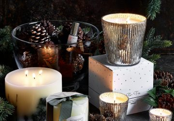 Luxury Autumn Candles