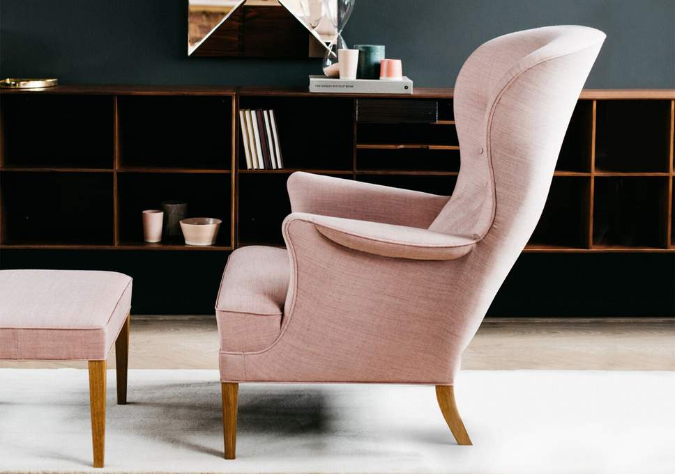 Key Interior Decor Trends For Winter 2018/2019 - Image Via Independent.co.uk - Chair By Carl Hansen & Son