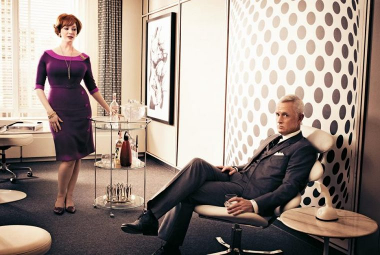 3 Ways That Mad Men Can Help Transform Your Home Office