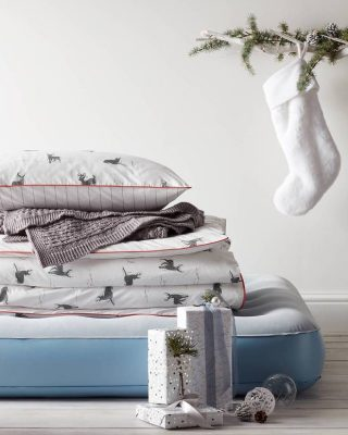 Festive bedding sets