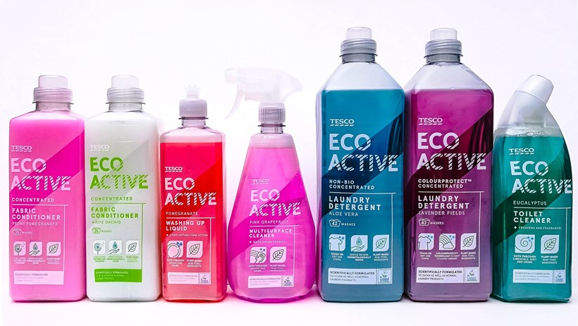 tesco eco active