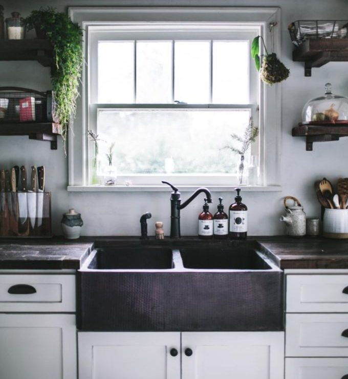 Guide to Designing a Timeless Kitchen - Image Source thekitchn.com