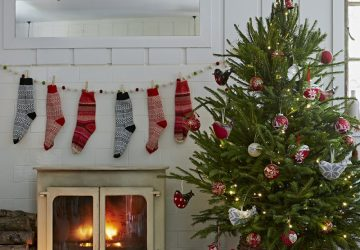 Editor's Pick: Unique Christmas Baubles & Tree Ornaments - Image Via IdealHome.co.uk - Image credit: Jon Day