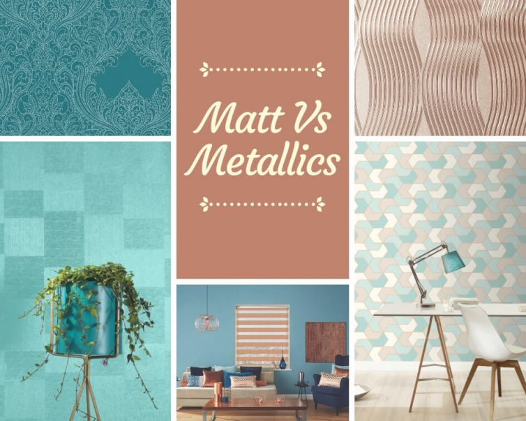 Matt vs Metallic