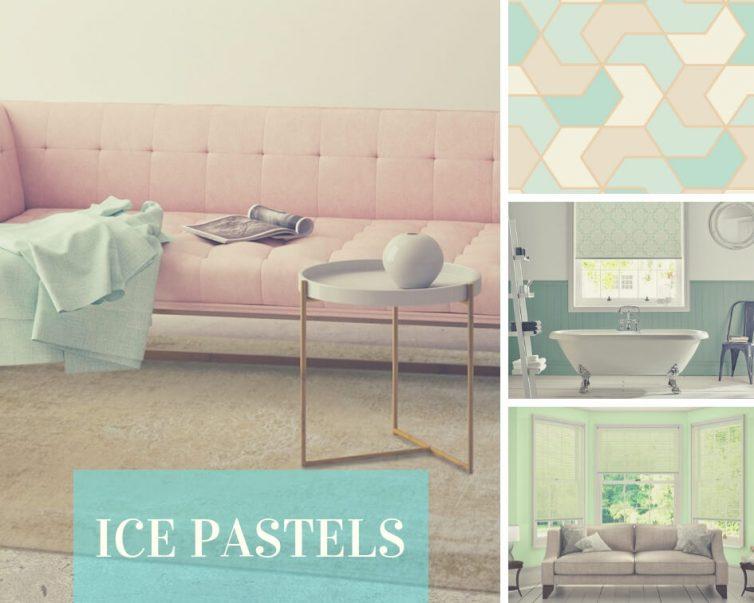 Warm Neutrals vs Ice Pastels