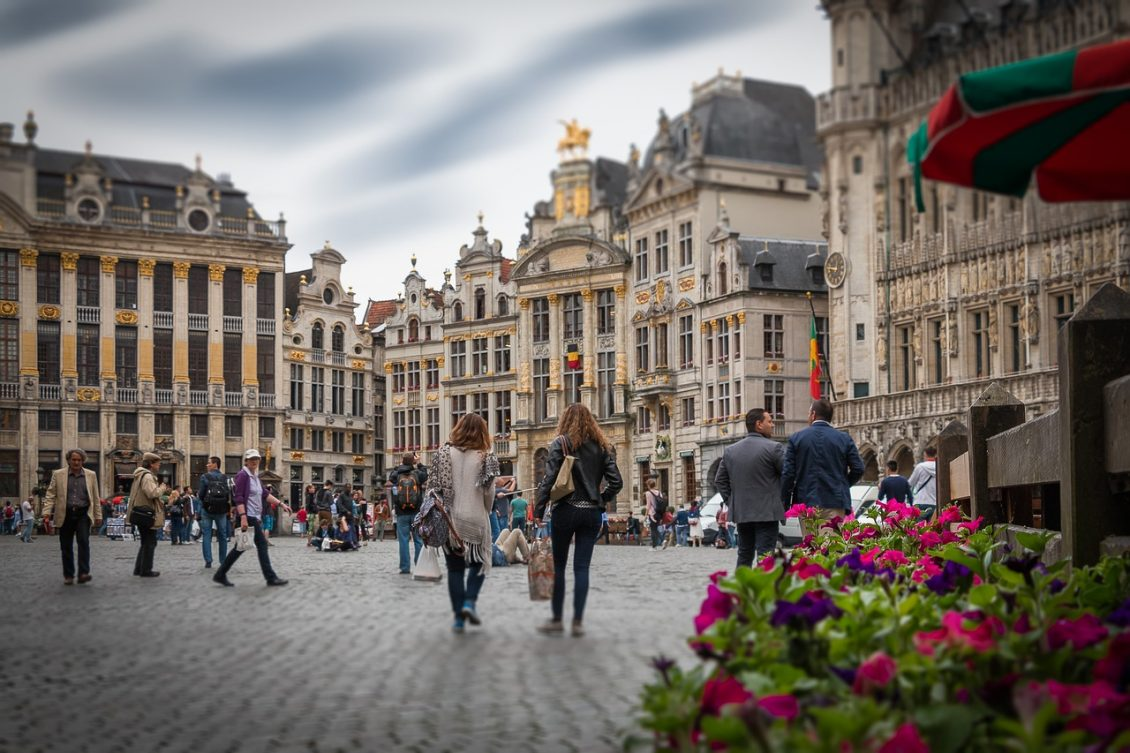 A European Travel Guide For Vegan Foodies - Brussels Belgium