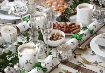 Christmas Crockery: Festive Tableware for Christmas 2018