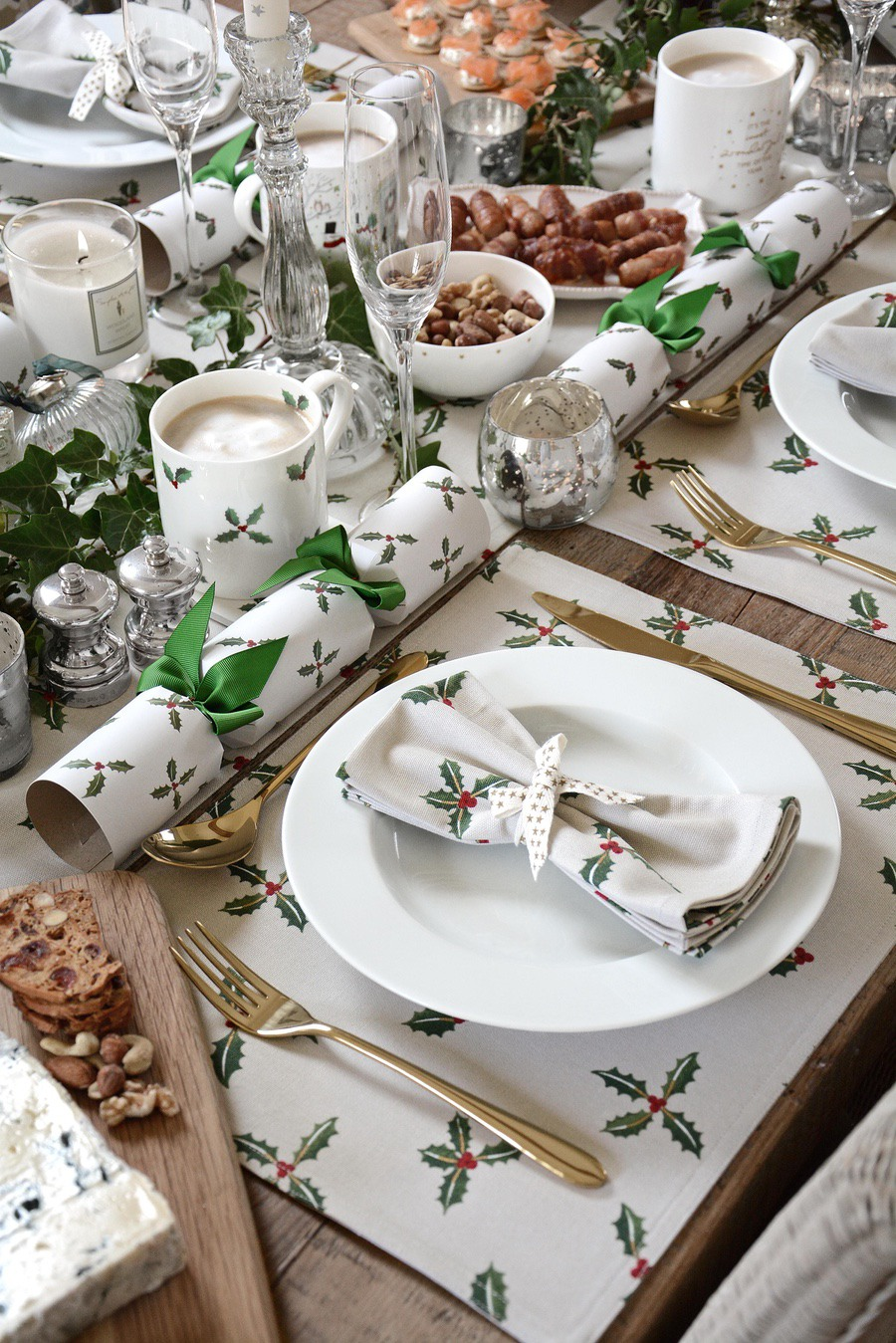 Christmas Crockery Fabulously Festive Tableware