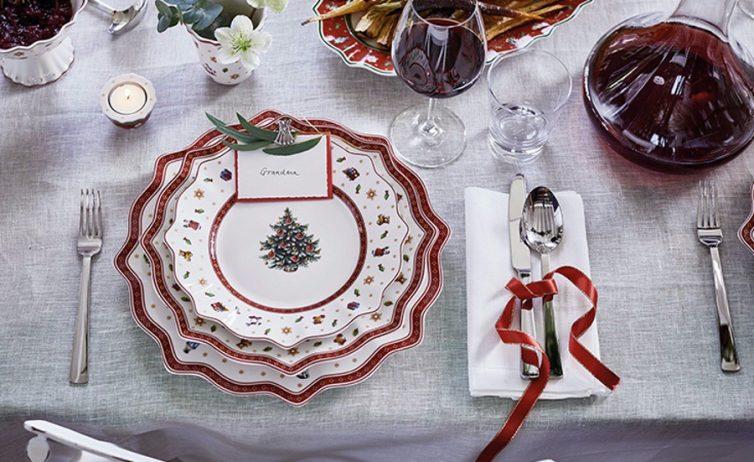 Villeroy & Boch Christmas Plates