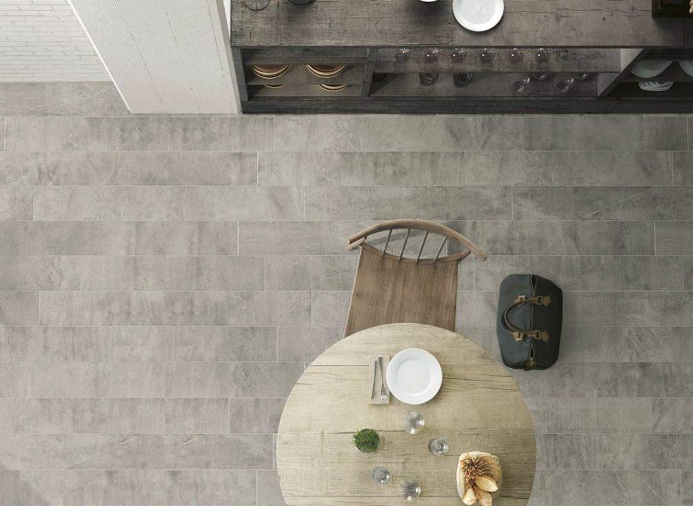 Design Ideas For Kitchen Floor Tiles - Milestone Beige Porcelain Floor Tiles By Crown Tiles