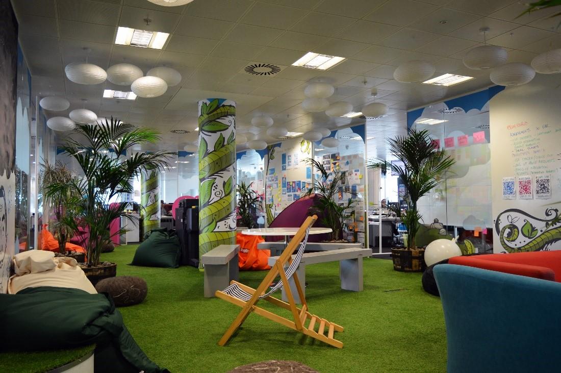 BrightHR office