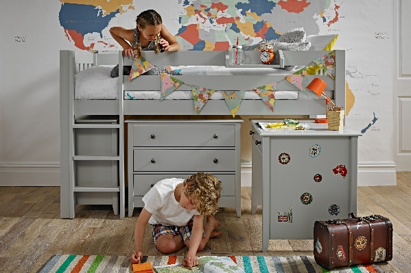 Dream Better With These Children's Bedroom Alterations