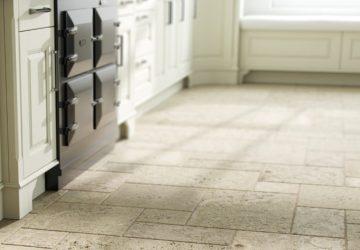 Design Ideas For Kitchen Floor Tiles - Travertine Floor Tiles By Crown Tiles