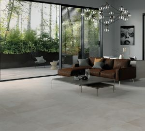 Bring The Outdoors Indoors With Natural-Finish Tiles - Image From CrownTiles.co.uk