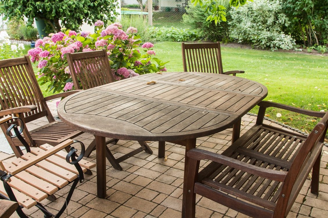 Top Tips For Getting Your Garden Summer-Ready - Garden Furniture