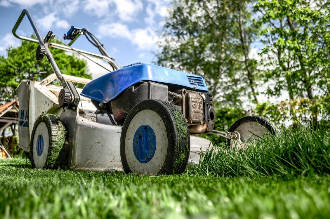 Top Tips For Getting Your Garden Summer-Ready - Lawn Mower