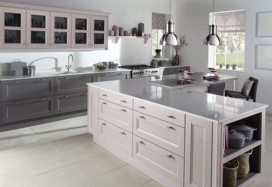 Inspiration: Pink Kitchen Decorating Ideas