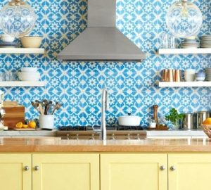 How To Transform Your Kitchen With A Creative Tile Back-Splash