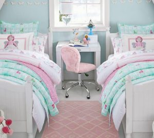 8 Tips: Designing A Room With Twin Beds - Catalina Bed - Image Via PotteryBarnKids.co.uk