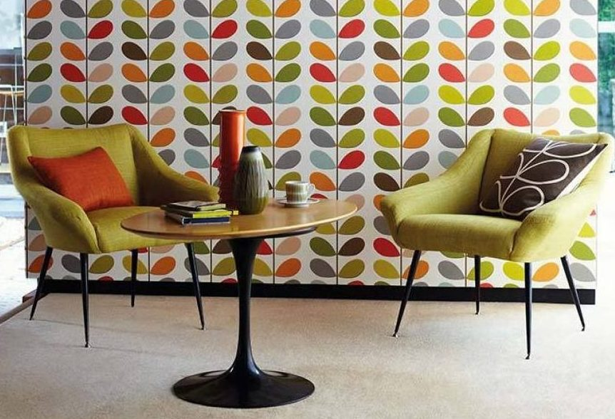 Retro Revival Inspired By 1970s Decor