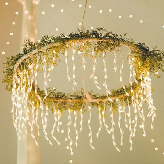 8 Tips To Become The Artist Of Your Own Garden - Image Via sherryhammondsphotography.com - Wedding Lighting