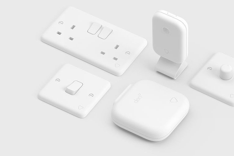 Smart Switches And Sockets Designed To Suit All Homes - Image Via getden.co.uk
