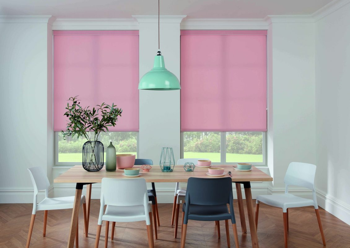 Five Great Blind Styles For Your Home By 365 Blinds Direct - Carnival Blush
