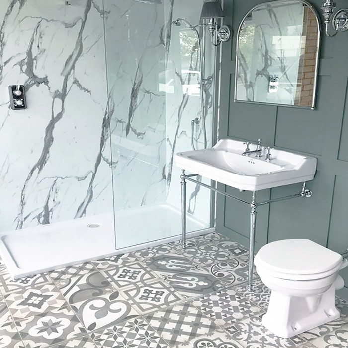 6 Common Tiling Mistakes To Avoid - Image Via Crown Tiles