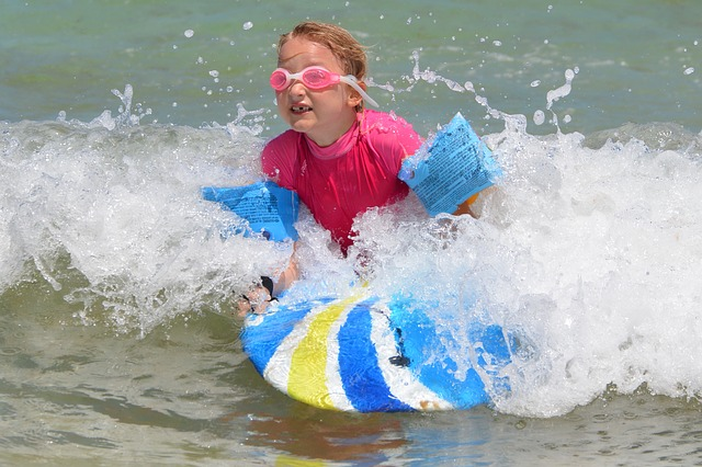 Top Ten 'Must Have' Items To Pack For A Family Day At The Beach