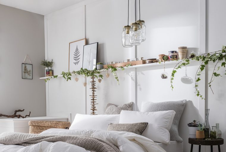 Design Ideas For The Perfect Bedroom Space - Image Via FineBedding.co.uk