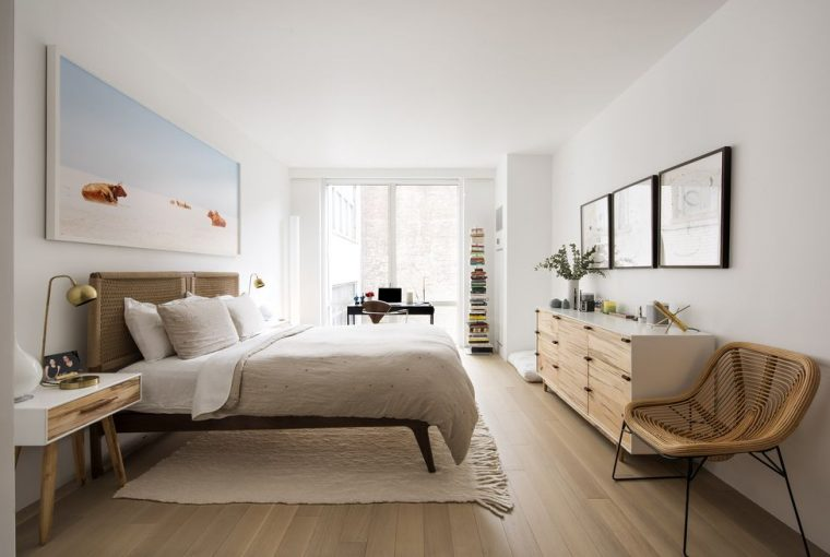 4 Ways To Transform Your Bedroom Into The Ultimate Living Space  - Image Credit - Emily Andrews Photography - Via ElleDecor.com