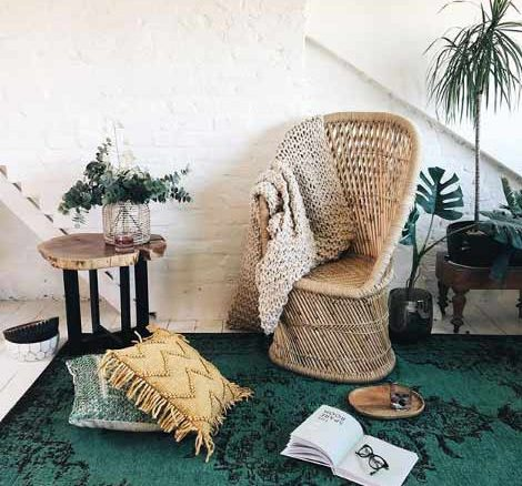 Interior Design Trends 2019 - Image Via Instagram - Kate Watson - Mad About The House