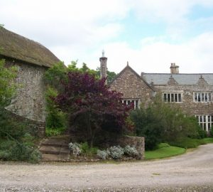 5 Period Property Problems To Keep In Mind - Pynes. Sand House Sidbury - Image Via Geography.org.uk