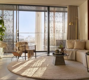 5 Of London's Most Impressive Apartments - Gasholders Apartments, King's Cross London - Image Via GasHoldersLondon.co.uk