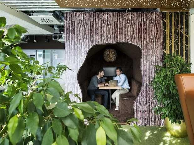 Google Office Dublin