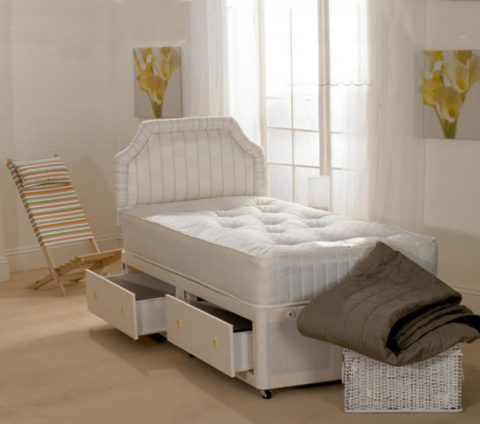 Divan Bed With Storage Drawers - Image Via https://www.hf4you.co.uk
