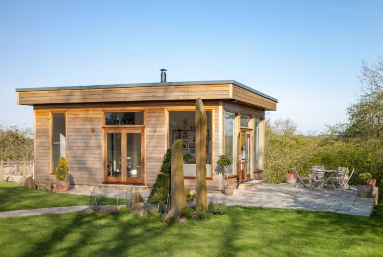 Considerations For A Garden Office
