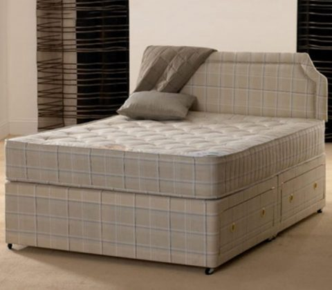 Divan Bed With Storage Drawers - Image Via hf4you.co.uk