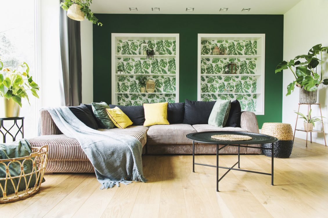 How To Choose The Perfect Colour Scheme For Your Living Room