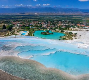 White Terraces of Pamukkale