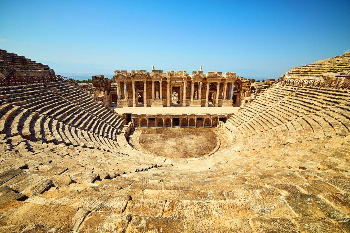 Amphitheatre Hierapolis